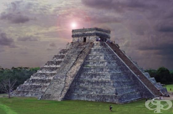 Мистериозната болест, погубила ацтеките, вероятно е била салмонелоза - изображение