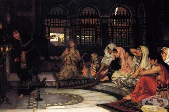 Каква е била ролята на хасауа - жриците от Хетското царство - изображение
