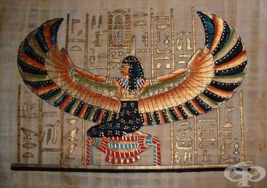 Диагностика и лечение по древноегипетски около 2600 г. пр.Хр. - изображение