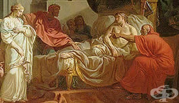 Дисекции и вивисекции в Древна Елада - изображение