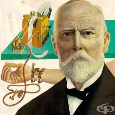 Джеймс Макензи и ролята му за развитието на кардиологията в Англия  - изображение