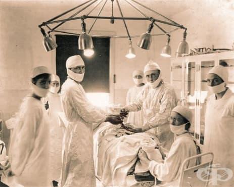 Джон Бринкли и неговите странни операции   - изображение