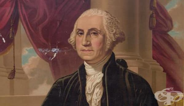 Интересни факти и митове за Джордж Вашингтон и неговите изкуствени зъби - изображение