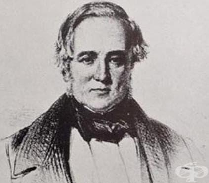 Достижения в историята на ирландската медицина и известни медици от 19 век. Робърт Адамс.  - изображение