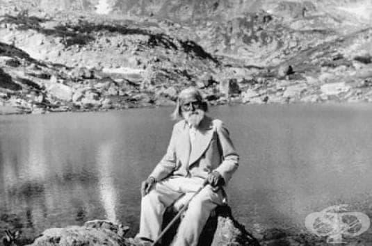 Петър Дънов - философ, мистик и лечител - изображение