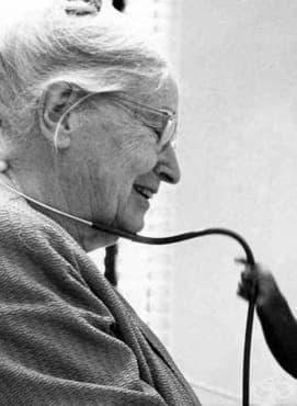 Доктор Маргарет Хенди – първият педиатър на щата Делауеър   - изображение