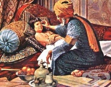 Древни медицински трудове, разглеждащи заболяванията при децата - изображение