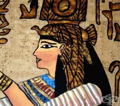 Древноегипетски методи за стоматологично лечение от около 2500 г. пр. Хр. - изображение