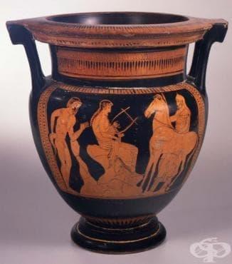 Древнотракийски богове, покравителстващи лечебното изкуство - изображение