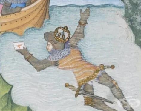 Защо европейците забравят как се плува през Средновековието? - изображение