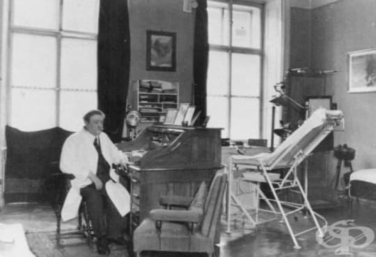 Едуард Блох: семейният лекар на Адолф Хитлер от началото на 20-ти век - изображение