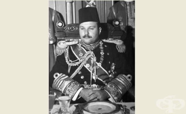 Фарук I: лудият египетски крал, който обичал да преджобва дипломатите - изображение