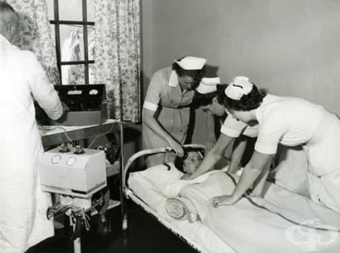 Електрошоковата терапия в борбата срещу шизофренията  - изображение