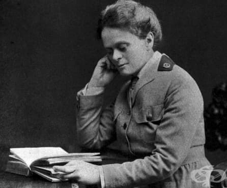 Елзи Инглис и ролята й в развитието на медицината в Европа през първата половина на 20-ти век - изображение