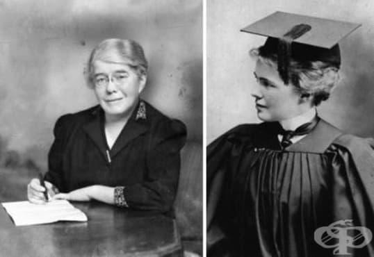 Емили Баринджър и ролята й за развитието на медицината в САЩ  - изображение