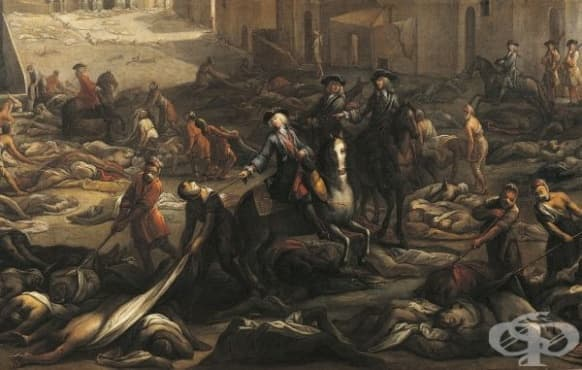 Епидемии по нашите земи през 5 и 6 век - изображение