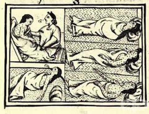 Епидемия от вариола в Древна Елада - изображение