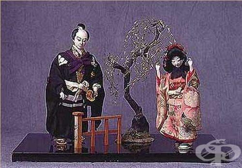 Поява на вариола в Древна Япония - изображение