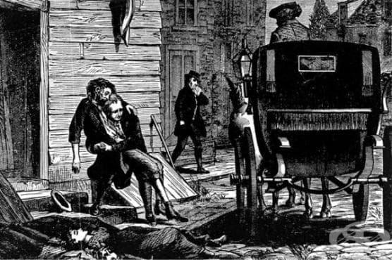 Епидемия от жълта треска във Филаделфия и първи наблюдения върху болестта от 1793г.  - изображение