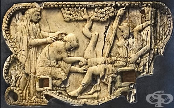 Най-странните ритуали от Античността за предпазване на родилки и новородени  - изображение
