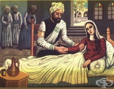 Фактори, оформили и подпомогнали развитието на византийското лечебно изкуство от 4 до 9 век - изображение