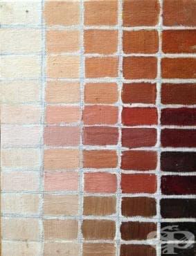 Фактори, оказващи влияние върху цвета на човешката кожа - изображение