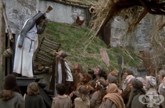 """Реалната причина за средновековния """"Съд чрез изпитание"""" - изображение"""