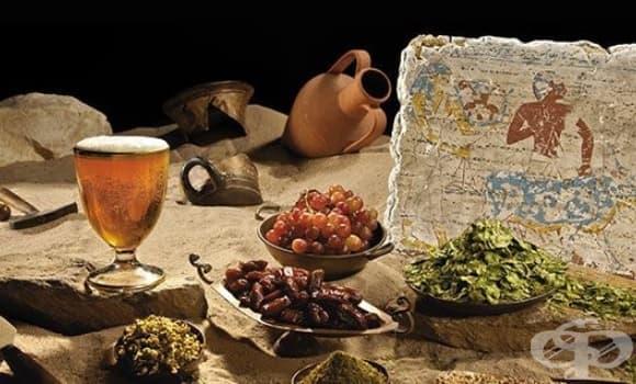 Бирата в Древен Египет - обредна напитка, лекарство и метод за плащане - изображение