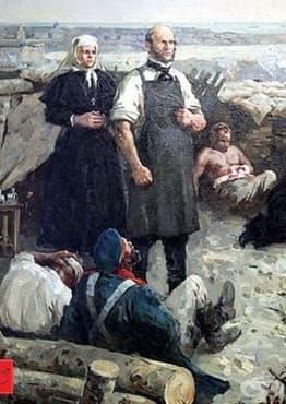 Формиране на военно-полевата хирургия в Русия до 30-те години на 17 век - изображение