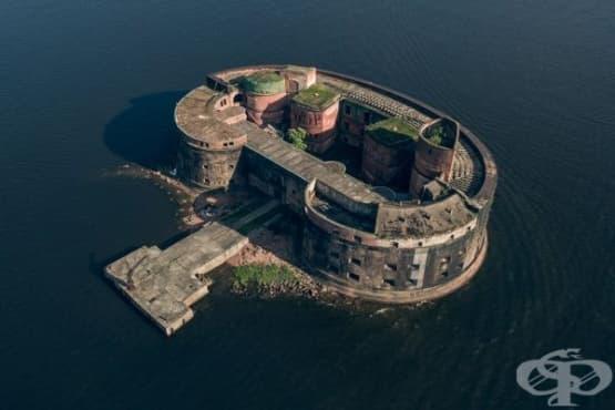Крепостта Форт Александър - руската лаборатория за изследване на чумата от края на ХIХ век - изображение