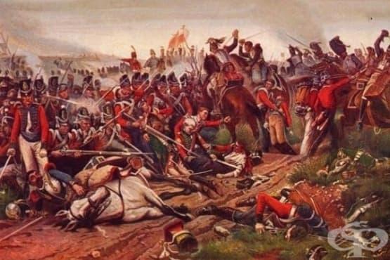 Военната медицина по време на Наполеоновите войни - изображение