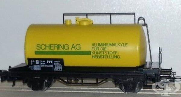 """Германската компания """"Шеринг"""" през 90-те години на 20-ти век  - изображение"""