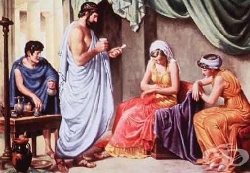 Първите хирурзи в Древен Рим - изображение