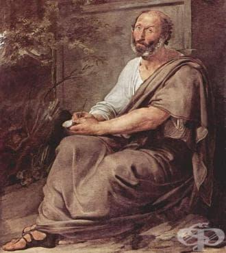 Гръцки и римски източници, разказващи за историята на биологията - изображение