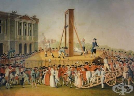 Случаи от историята, когато медицината си затваря очите пред смъртните наказания  - изображение