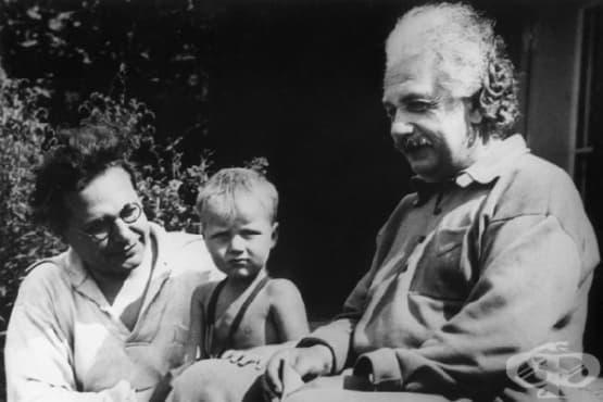 Забравеният син на Алберт Айнщайн, който страда от шизофрения - изображение