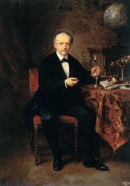 Херман фон Хелмхолц: създателят на офталмоскопа през 1851г. - изображение
