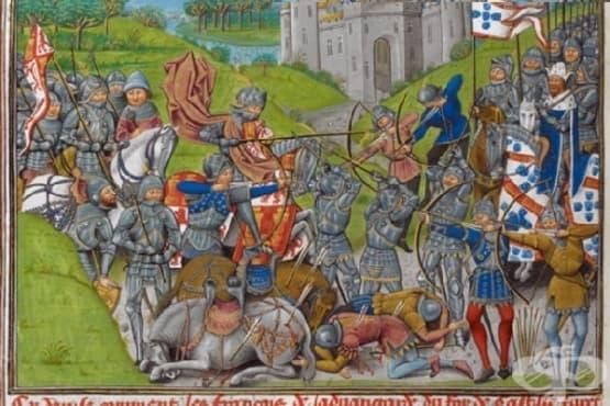 Средновековни практики при бойни рани или защо трябва да се радваме, че дните на славните рицари и сражения са отминали - изображение