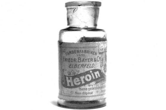 Хероин на Байер - изображение