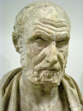 Хипократово описание и третиране на заболяването пневмония - изображение