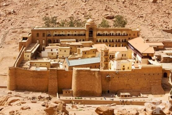 Медицински Хипократов текст, открит в манастира Св. Катерина в Южен Синай - изображение