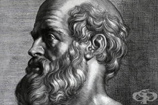 Хипократова теория за образуването на бъбречни камъни - изображение