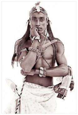 Хомесексуализъм сред индианците - изображение