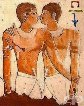 Хомосексуални отношения в Египет - изображение