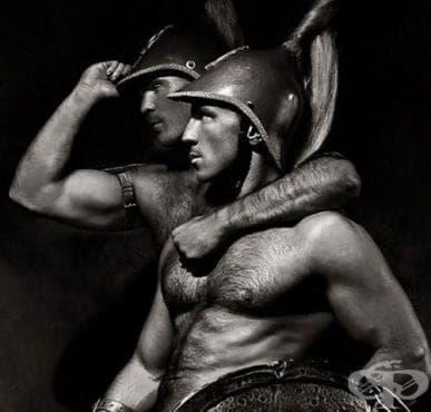 Хомосексуалност по време на Римската империя - изображение