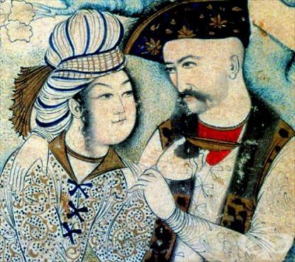 Хомосексуалност в предислямския период - изображение