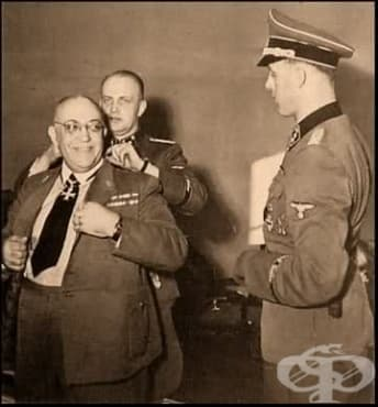 Теодор Морел - личният лекар на Хитлер - изображение