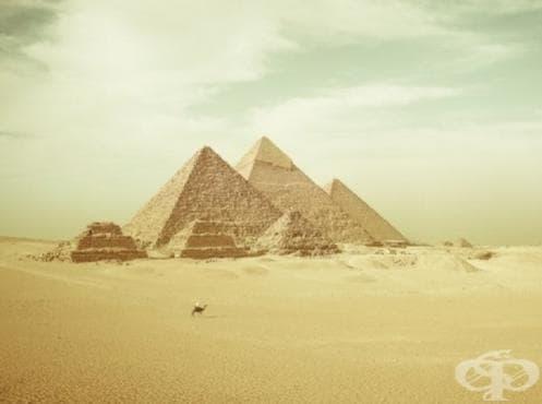Информация за староегипетската лечебна практика, получена от древните историци и изследователи - изображение