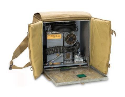 """Инхалатор """"E. S. O."""" от 1942 година - изображение"""
