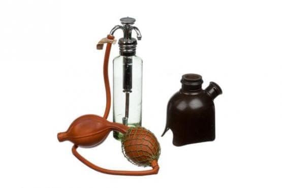 Инхалатор на Юнкер от 1867 година  - изображение